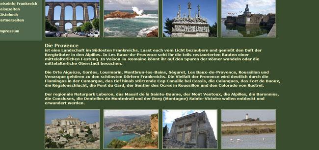 Leo's Ferienwelt - Provence und Bretagne