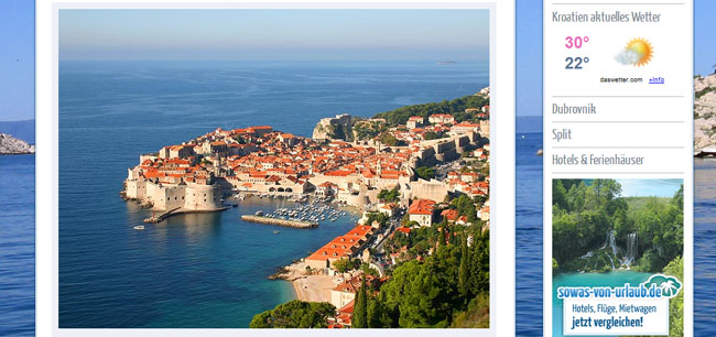 Reiseinfos zu Kroatien