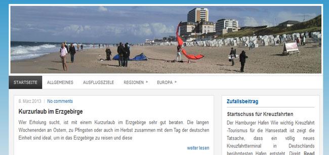 Ferien- und Reiseberichte auf Ferien-Urlaub24.de