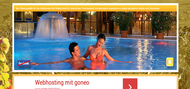 Therme Bad Waltersdorf Informationen
