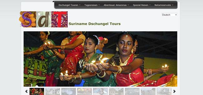 Suriname - Reise in das grüne Abenteuer