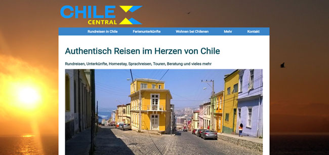 Authentisch Reisen in Chile